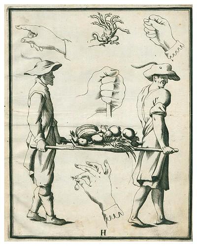 009-Letra H-Alfabeto in sogno-1720-Staatsbibliothek zu Berlin