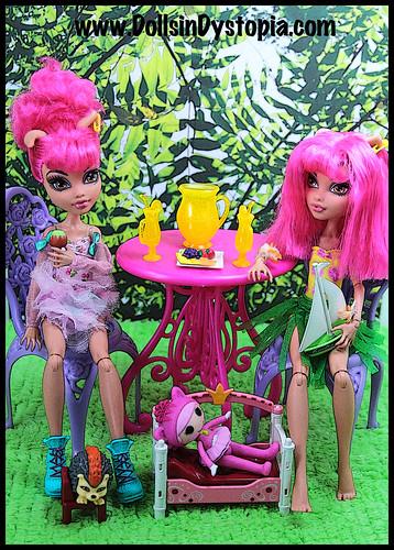 Garden Party by DollsinDystopia