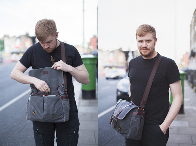Ben's new ONA bag | nathalie.ie
