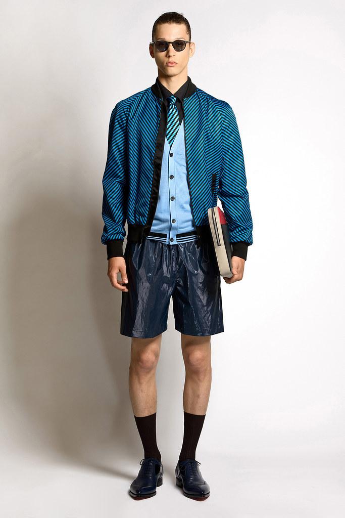 SS14 London Jonathan Saunders035_Abiah Hostvedt(fashionising.com)