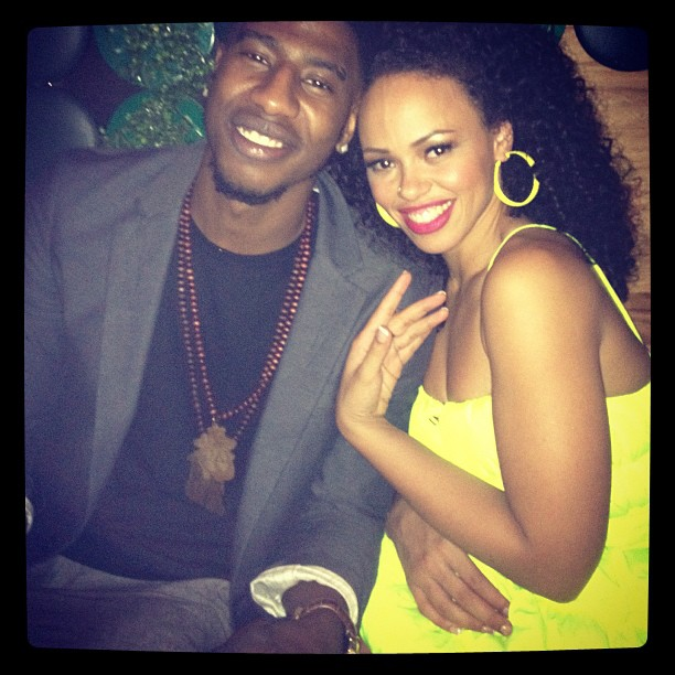 iman shumpert and elle varner