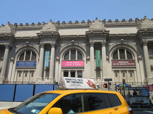 Metropolitan Museum, NYC. Nueva York
