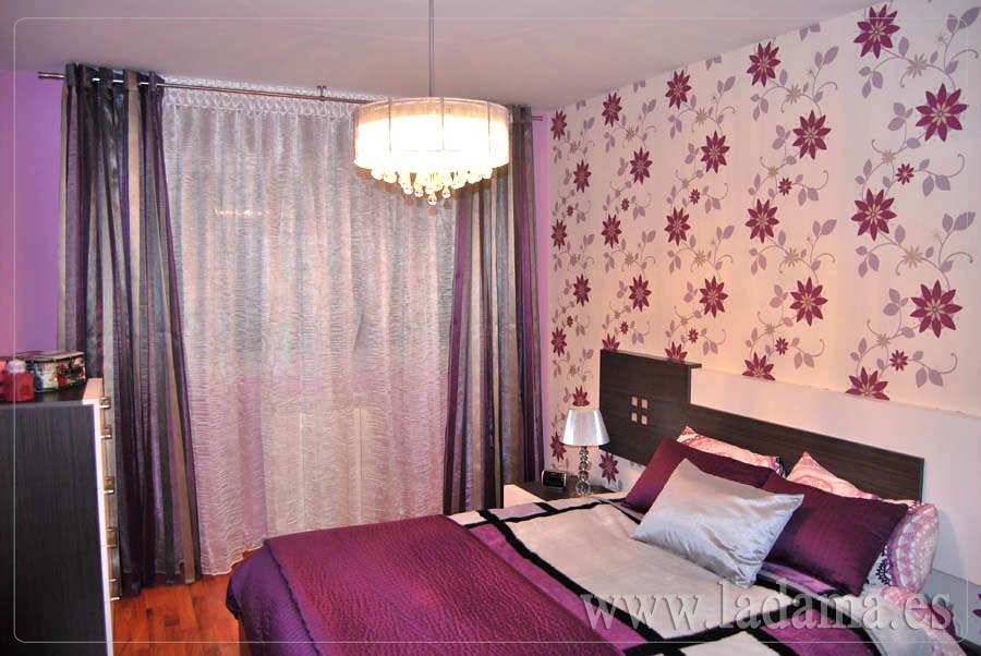 Fotos de cortinas instaladas en ambientes - Cortinas dormitorio moderno ...