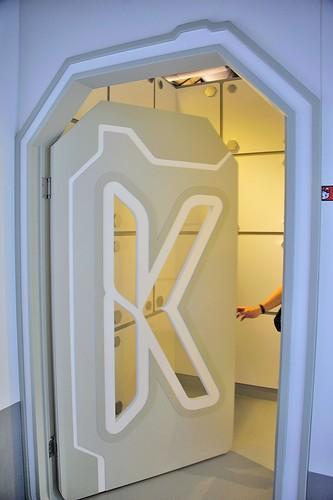 打開大門,GO!