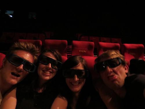 3D Movies Korean Style
