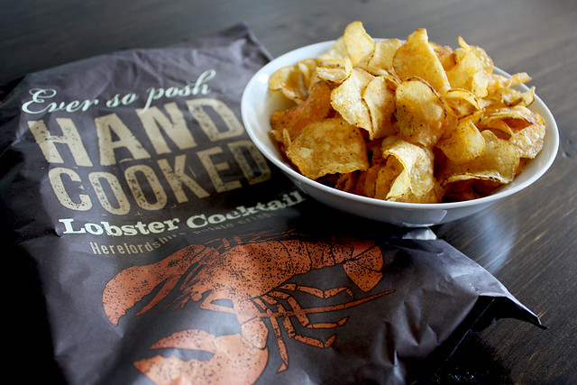 Lobster Cocktail Crisps
