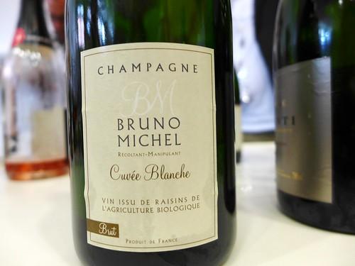 Champagne Bruno Michel Cuvée Blanche