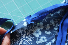Summer voile kaftan tutorial