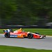 E.J. Viso navigates the Mid-Ohio Carousel (Turn 12)