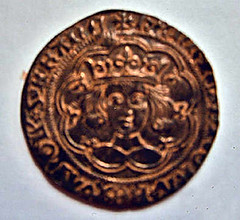 Medieval coin find