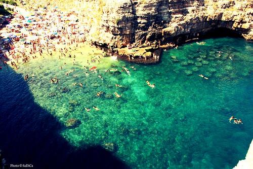 Polignano a Mare - Spiaggia 3