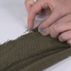 Technique Video: Sewing Piping in a Notched Collar