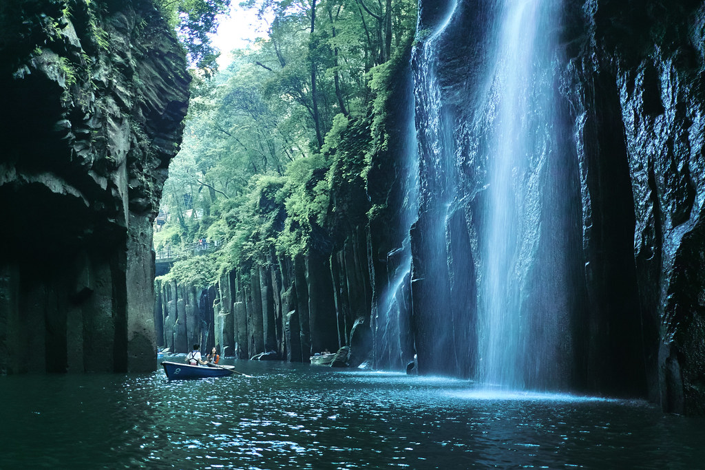 Takachiho Gorge 01