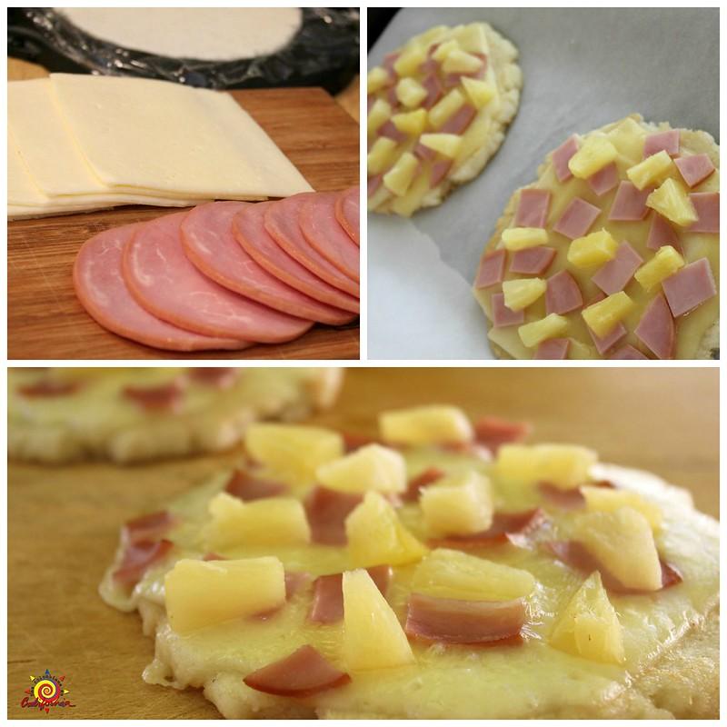 Arepas colombianas arepizzas