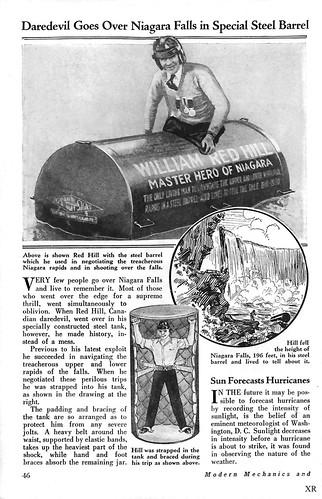1930 ... brave or crazy!