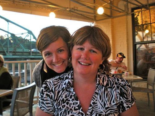 Me and Mom!