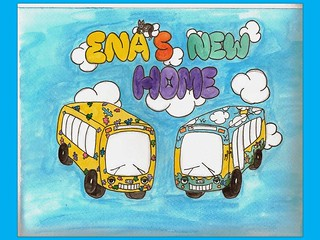 Ena's New Home (c) Paul Smart/Tedael