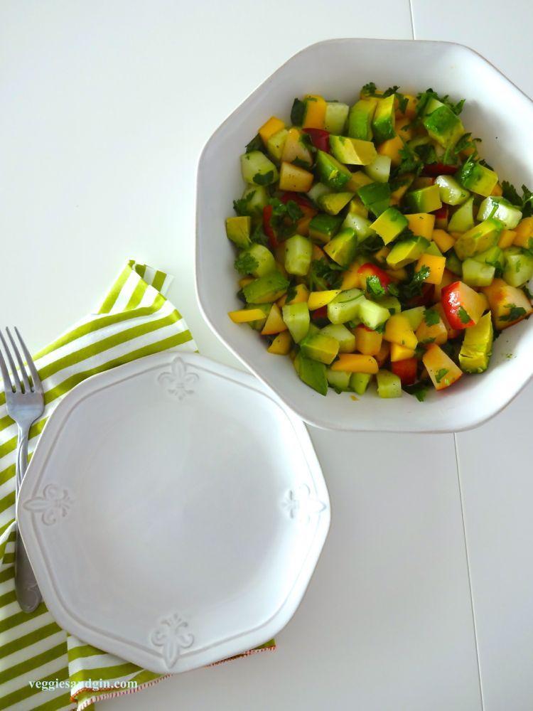 Mango Cucumber Avo Salad04