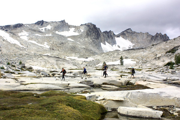 Backpacking through the Enchantments