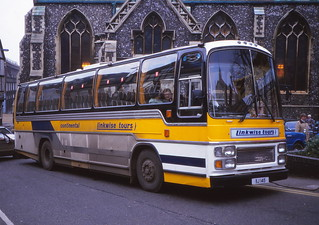 Looking back... Coaches in the East PT3 - (c) David Bell