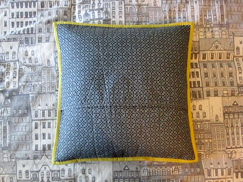Madrona Road pillow