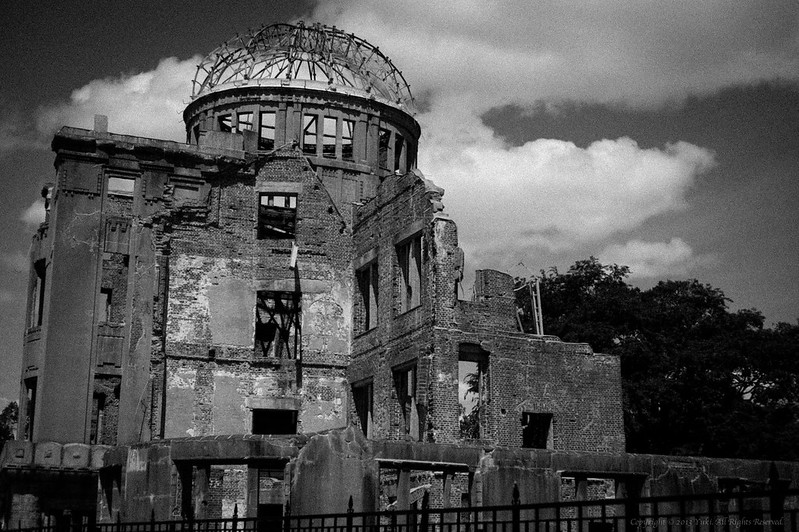 Atomic Bomb Dome in Hiroshima #1