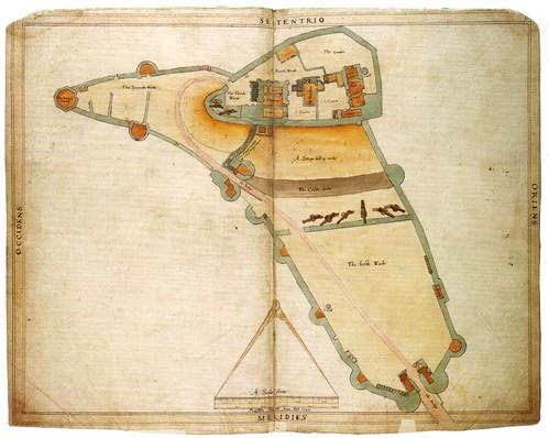 Corfe_plan_1586