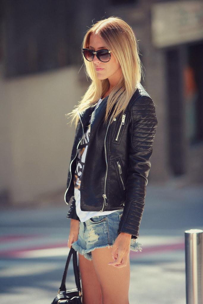 style lover biker V