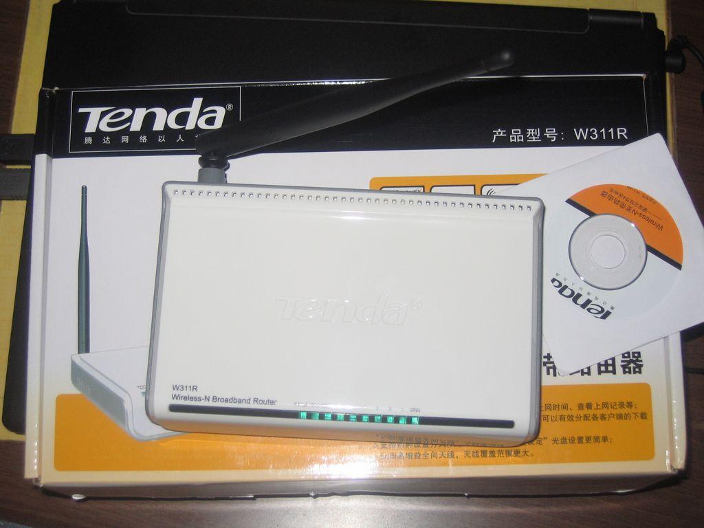 Wifi Tenda 311R