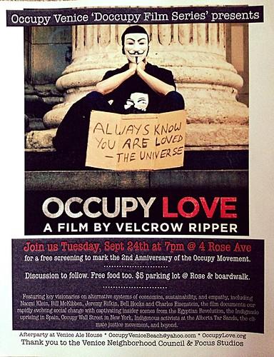Occupy Venice