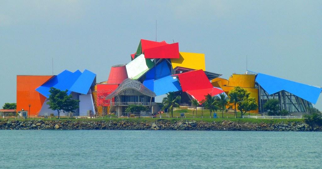 Panama City Skyline Jul 6, 2013 1-35 PM