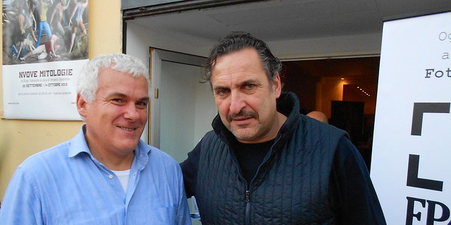 Fabrizio Pivari e Maurizio Galimberti a Visiva, Roma
