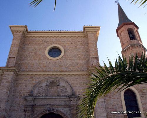 Jaén - Arjona - Iglesia de San Juan - 37 56' 2 -4º 3' 19