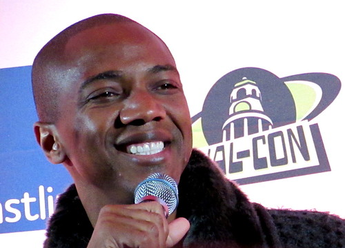 J. August Richards' Q&A at Hal-Con 2013