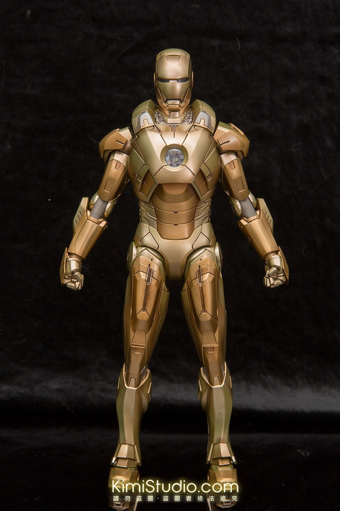 2013.10.31 Hot Toys MMS208 Iron Man Mark 21-010