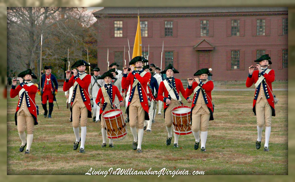 Fife and Drum March