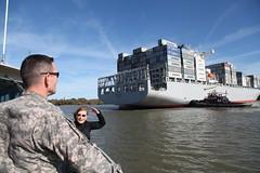 Survey Vessel briefing