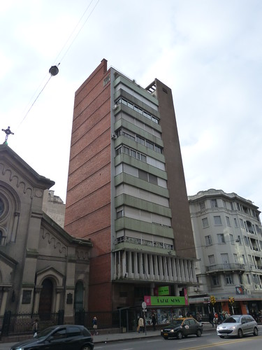 Commercial Building, Montevideo