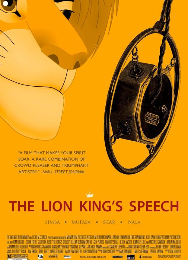 O Discurso do Rei Leão