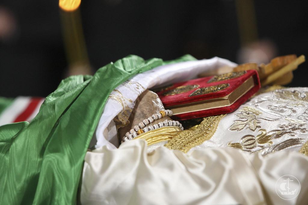 5 декабря 2013, Памяти Патриарха Алексия II