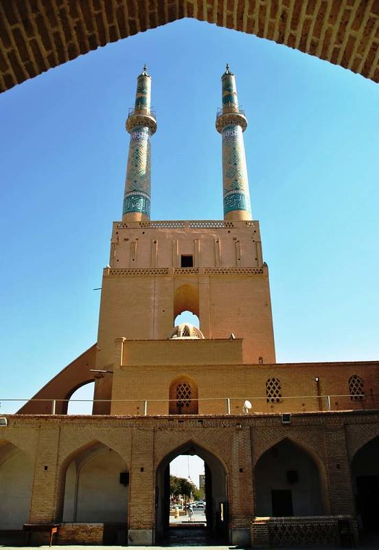 272 Mezquita de leyenda en el Casco antiguo y mezquitas de Yazd (155)