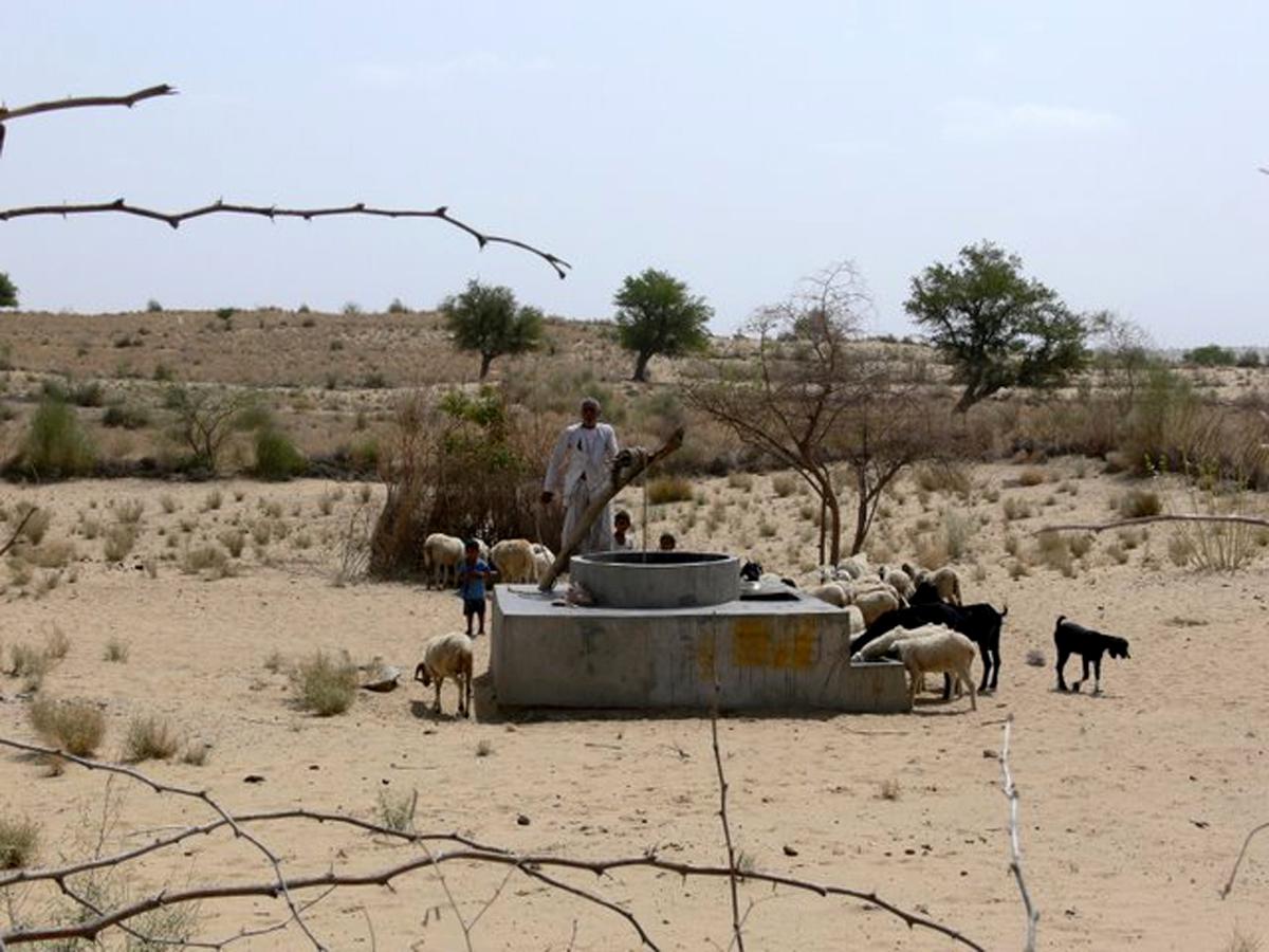 राजस्थान में जल संरक्षण