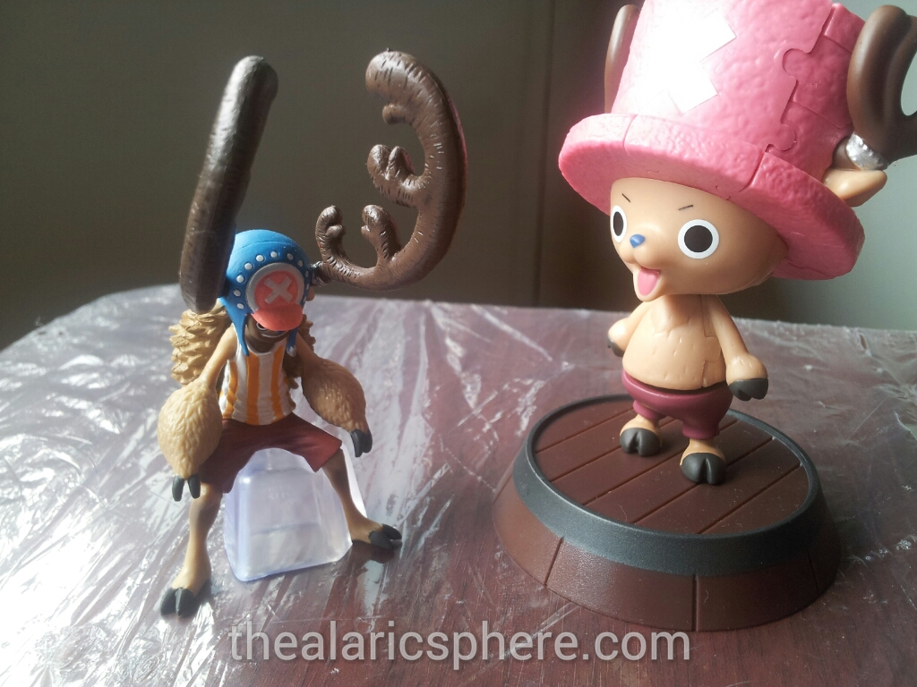 Tony-Chopper-One-Piece-3D-puzzle-friend