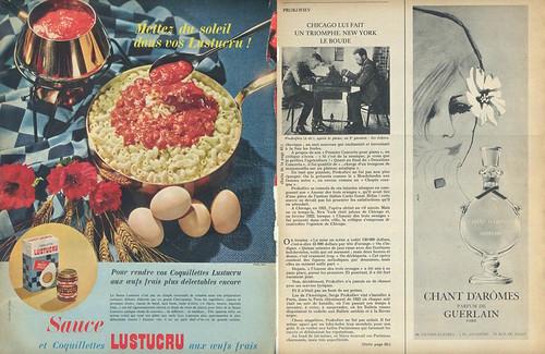 Paris Match, Nº 820, 26 Dezembro 1964 - 21