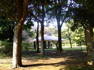 北の丸公園・敷地