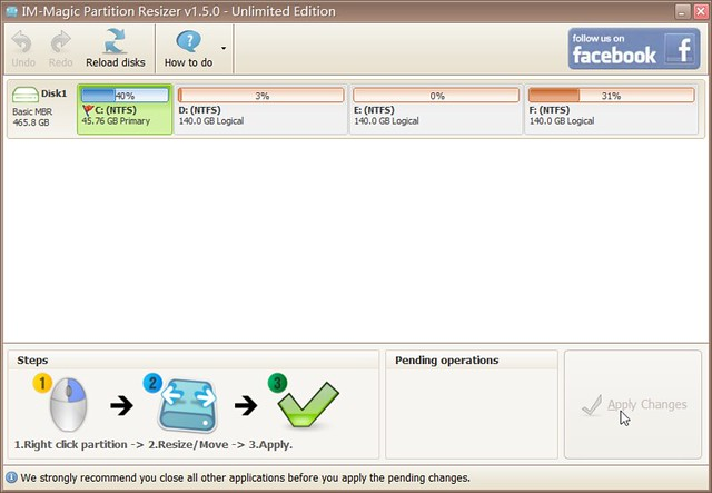 IM-Magic Partition Resizer 1.5.0 Unlimited Edition 注册机