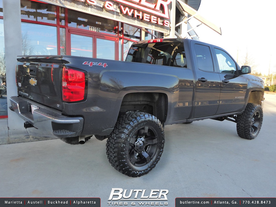 Chevy Silverado Raptor Killer >> Chevy Silverado Xd Rockstar 2 Wheels.html | Autos Post