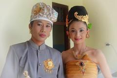 Putu Eva's Wedding