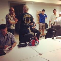 always enjoy seeing everyone at our #TechTuesday #meetups! (at Hawaii TechWorks)