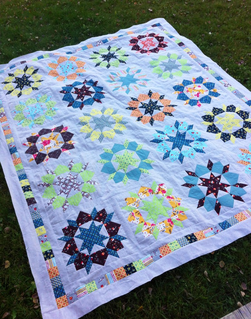 Swoon Quilt with Borders
